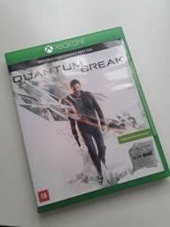 Xbox One   Quantum Break em ótimo estado