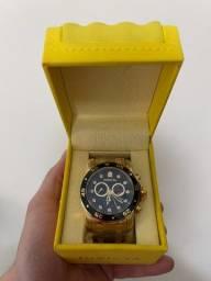 Relógio Invicta Dourado Original
