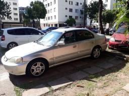 Civic LX - Ano: 00/00 - 1.6 - Automático - R$ 9.500,00