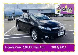Honda Civic 2.0 LXR Flex Aut