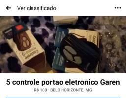 controle portao eletronico Garen