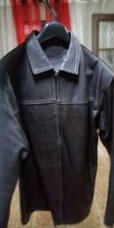 Jacketa de couro Masculina G