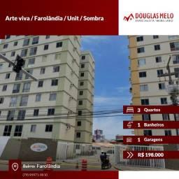 Arte viva / Farolândia / Unit / Sombra