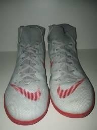 Chuteira Futsal Nike Mercurial Vapor 12 Academy Cano Alto