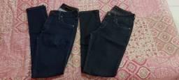 2 calças DAMYLLER