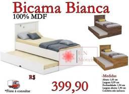 Bicama Bianca/ Frete à consultar