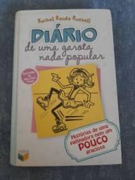 Livro diário de uma garota nada popular