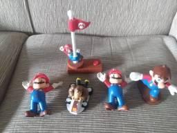 Lote boneco Mario Mac Donald's