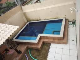 Casa praia grande com piscina prox. boteco do Chico