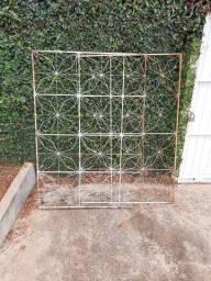 Grade de ferro - janela