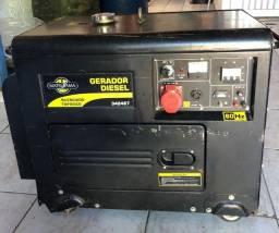 Gerador De Energia Matsuyama 6500