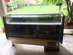 Expositor freezer balcão