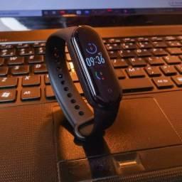 Smartwatch Relógio Inteligente M5 Smartband Preto(entrega grátis)