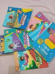 Livros 5° ano Escola Sesc