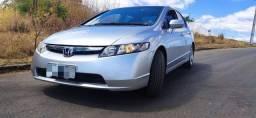 Honda Civic 2008/2008 Lxs  câmbio manual R$ 36.700 (Não faço troca ) somente venda <br>