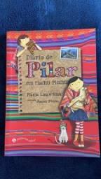 Diário de Pilar em Machu Picchu de Flávia Lins e Silva