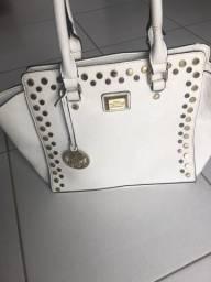 Bolsa branca triton original usada