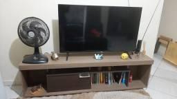 Rack para TV até 65 polegadas - Aceito cartão