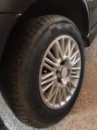 Troco rodas 14 em rodas 15 ou 17