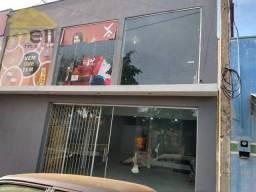 Título do anúncio: Salão para alugar, 199 m² por R$ 2.490,00/mês - Conjunto Habitacional Ana Jacinta - Presid