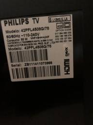Vendo tv Philips 42? R$750,00 NÃO É SMART!