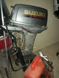 Suzuki com partida