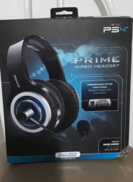 Fone PS4 DreamGear Prime Wired Headset