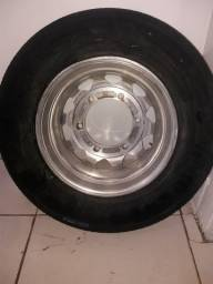 Roda aluminio 17.5