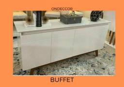 Buffet grátis montagem