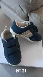 Desapego de sapatos infantil