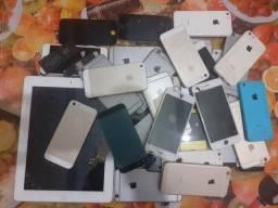 Carcaças de iPhone é ipad