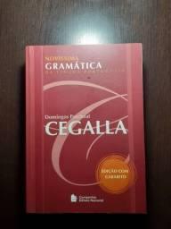 Livro Gramática prof. Cegalla Pouco usado