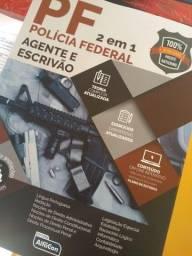 Apostila Polícia Federal (agente e escrivão)