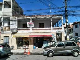 Casa antiga 1° andar em Itapuã, frente de rua 2/4 R$115.000,00
