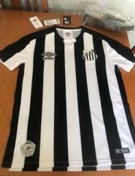 Camisa ORIGINAL do Santos 2019 TAM M
