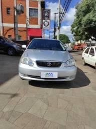 Super oferta Toyota Corolla Xei 1.8 - ano 2005 - Automatico Completo impecável