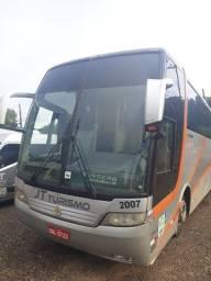 Ônibus buscar 46 passageiros