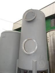 Título do anúncio: Vaso de Pressão em Aço Carbono para Filtro de Água Abrandador Diâmetro 1200 mm - #8657