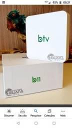 Btv11 transforma sua tv em smart tv