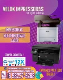 Impressora laser lexmark samsung hp brother