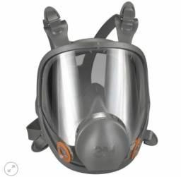 Título do anúncio: Respirador Facial 3M Série 6000 nova sem uso,acompanha dois filtros e manual de instrução