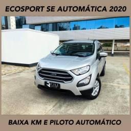 Ford Ecosport Se 1.5 Automática - 2020 - Super Nova