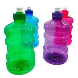 Mini galão de água garrafa