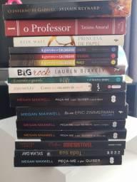 Vendo livros usados em ótima condição