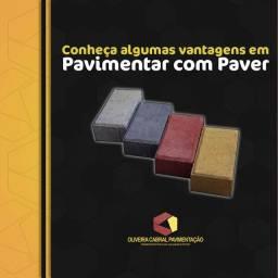 Promoção de Paver, vários modelos.
