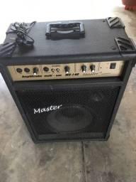Caixa de Som amplificada Master multi-uso MU-140