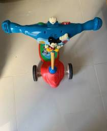 Patinete Mickey Mouse Kiddieland - Disney
