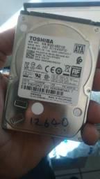 HD 1TB NOTEBOOK ou PC SEMI-NOVO