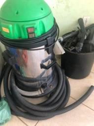 Extratora a162 ipc soteco, lava a seco e aspirador