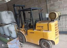 Empilhadeira hyster (2,5 ton)